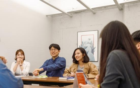 Koreans spend on reading habits