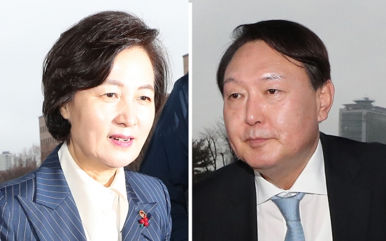 S. Korea replaces senior prosecutors leading investigations into high-profile scandals
