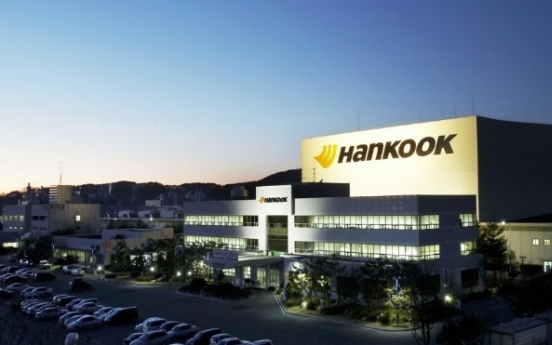 Hankook Tire sets up Austria subsidiary for Europe expansion