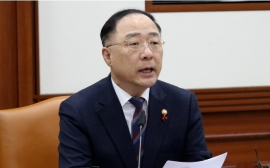 S. Korea closely monitoring tension in Middle East: finance minister