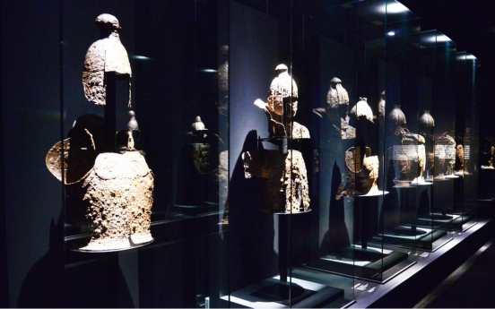 [Eye Plus] Exhibition highlights Gaya relics