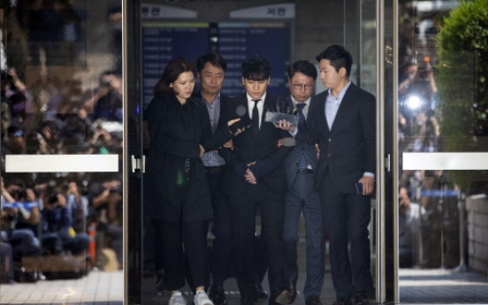 [Newsmaker] Arrest warrant sought for Seungri over procuring prostitutes, illegal gambling