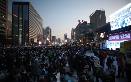 [Newsmaker] Rallies held against government, prosecution