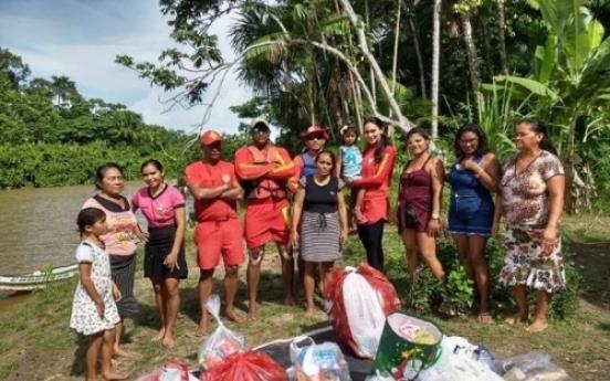 아마존 열대우림서 실종된 4살 여아 닷새 만에 극적으로 구조