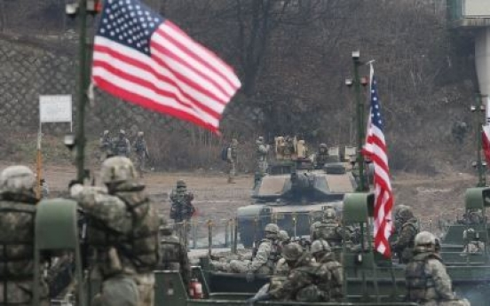 S. Korea, US make some progress in defense cost talks: Seoul's negotiator