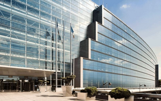 Korean realty investments in Europe jump 122%