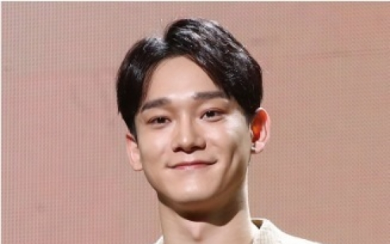 EXO's Chen breaks surprise marriage news, hints at fiance's pregnancy