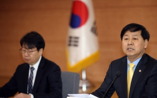 S. Korea to draw up private sector infrastructure projects worth W17tr