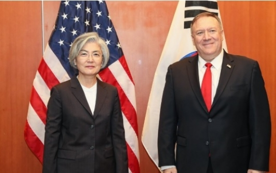 Pompeo calls for collective efforts to safeguard Strait of Hormuz: Seoul official