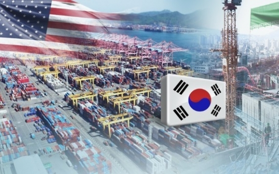 Korea's exports may get boost from slight oil price uptick amid US-Iran tensions