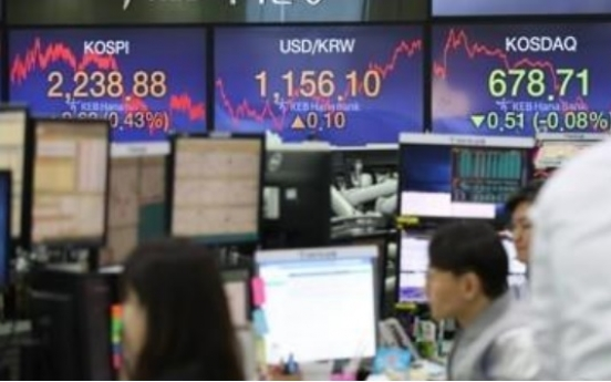 Foreigners' buying binge of Korean stocks continuing this year: data