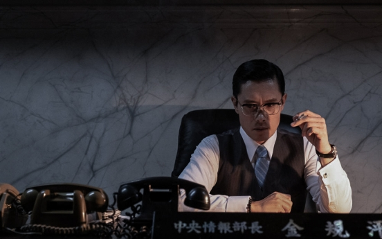 [Herald Interview] Lee Byung-hun talks about playing controversial president's assassin