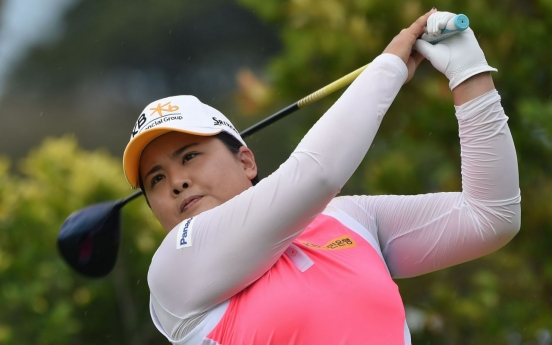 Olympic champ Park grabs LPGA Tourney of Champions lead