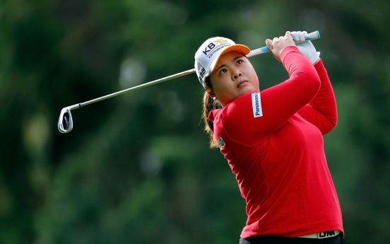 S. Korean Park In-bee loses LPGA season opener in playoff