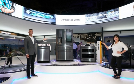 Samsung, LG to introduce new kitchen appliances at US trade show