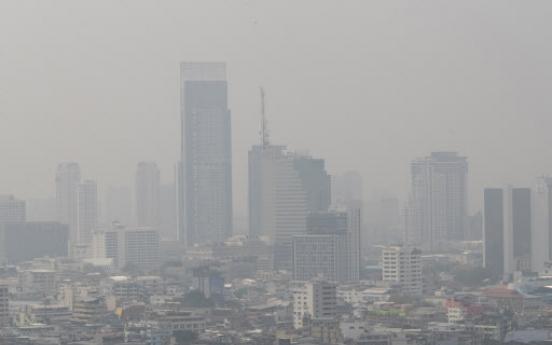 Ultrafine dust in Seoul, Beijing has similar ingredients: report