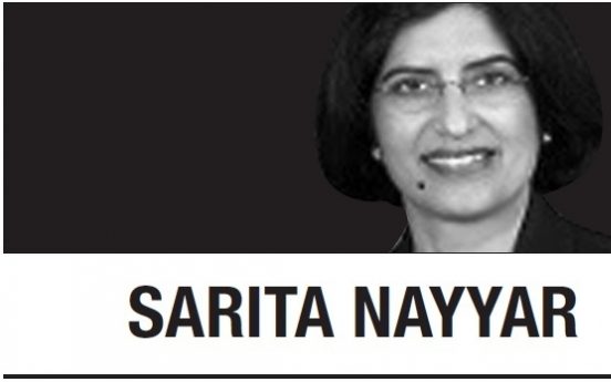 [Sarita Nayyar] The case for consumption equality