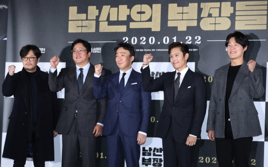 'The Man Standing Next' attracts more than 1.12 million viewers