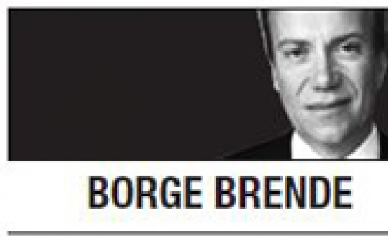 [Borge Brende] Cooperation in unsettled world