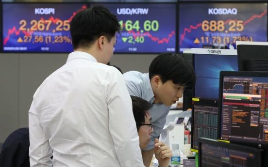 Market watchers downplay long-term impact of coronavirus in Korea