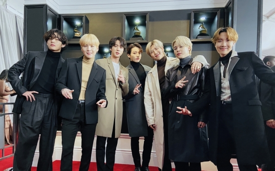 BTS new single 'Black Swan' ranks 57th on Billboard singles chart