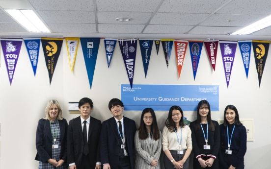 10 students from NLCS Jeju accepted into Oxbridge