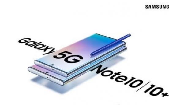 Samsung No. 2 5G smartphone vendor in 2019: data