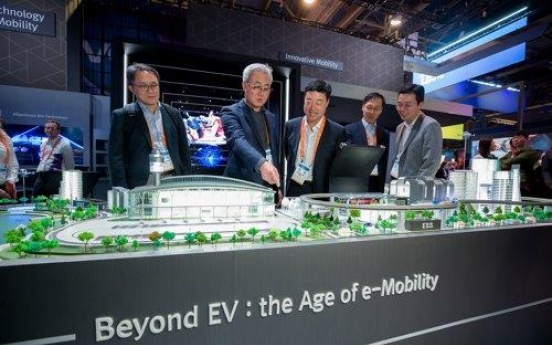 SK Innovation to boost investment in EV batteries and materials