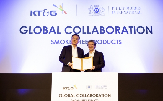 Rivals join hands for global heated tobacco market