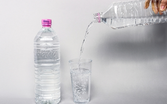 Lotte Chilsung rolls out eco-friendly water product with no plastic labels
