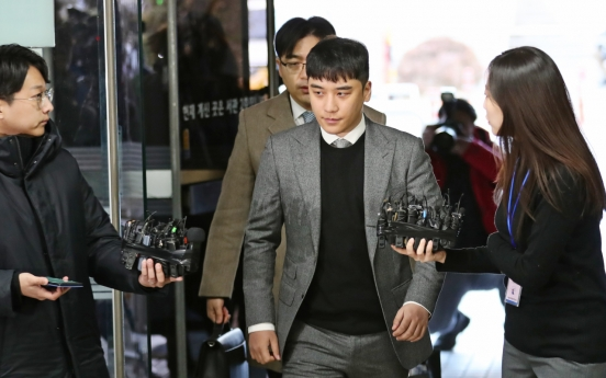 Seungri indicted on overseas gambling, pimping charges