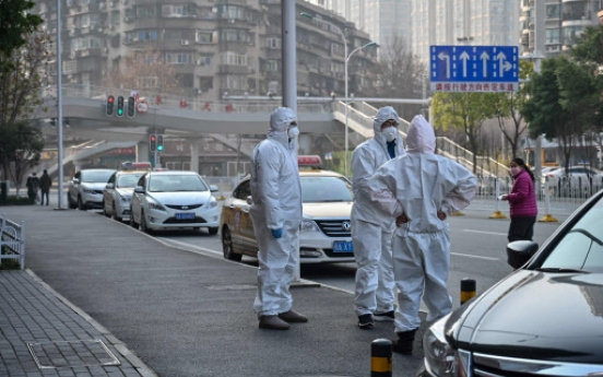China virus death toll hits 213: govt.