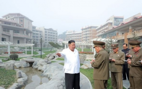 N. Korea says will suspend plan to remove Mt. Kumgang facilities due to coronavirus fear