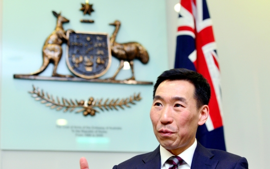 [Diplomatic circuit] 'Hydrogen key to Korea-Australia energy partnership': Australian top diplomat