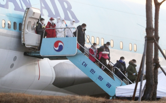 [Newsmaker] Despite doctors' assurances, public uneasy over use of Wuhan evacuation plane