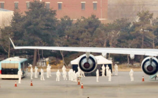 S. Korea to send 2nd evacuation flight to Wuhan Friday night
