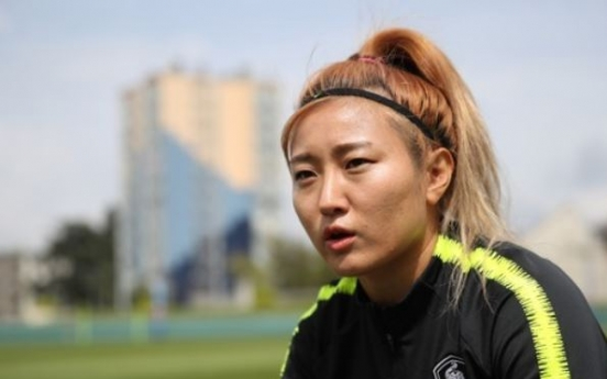 S. Korean captain to miss Olympic women's football qualifiers with injury