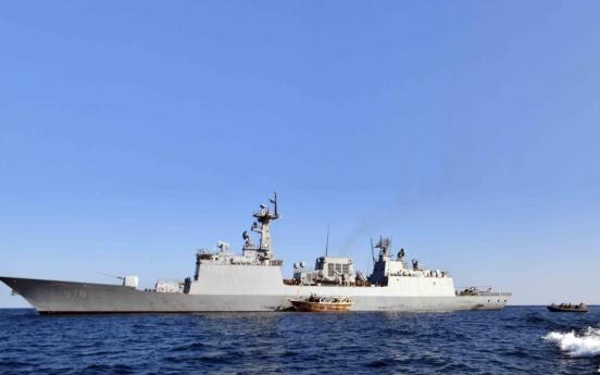 Anti-piracy unit salvages drifting Iranian boat
