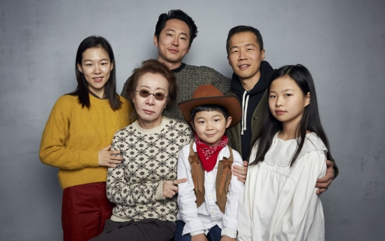Hollywood film by Korean-American director wins top prizes at Sundance