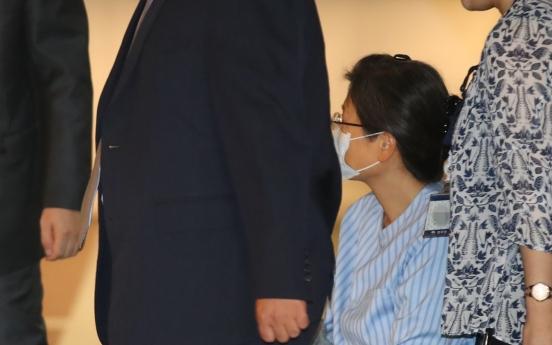 Majority of public against release of jailed ex-President Park: survey