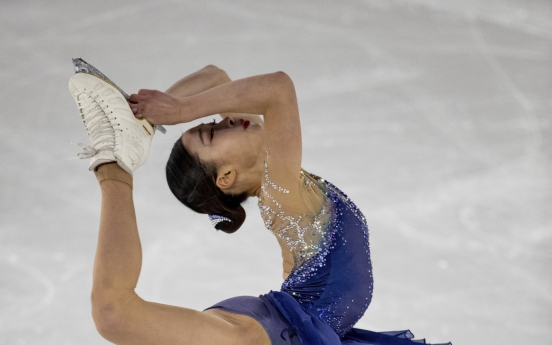 S. Korean figure skaters to test mettle against int'l stars on home ice