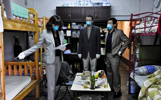 Films on epidemic disease go viral on OTT platforms in Korea