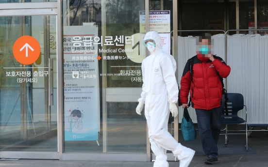 Korean coronavirus patients stable, one to be discharged soon: KCDC