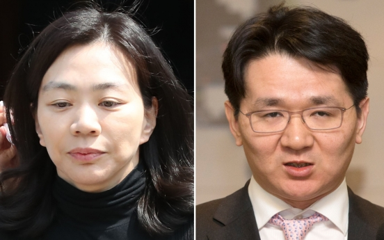 Hanjin family sides with son in sibling power struggle