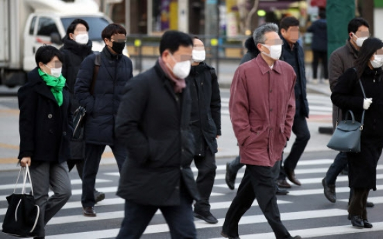 Cold wave alerts expanded across Korea