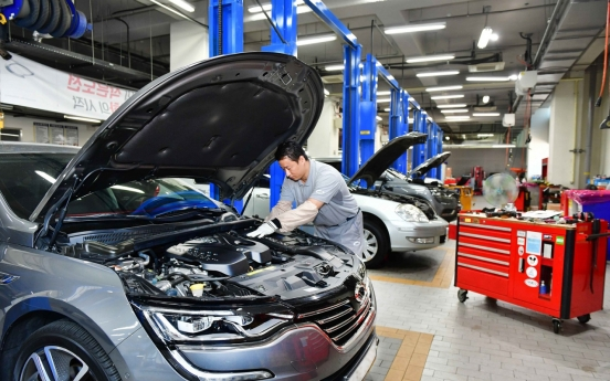 Renault Samsung Motors seeks competitiveness in customer service