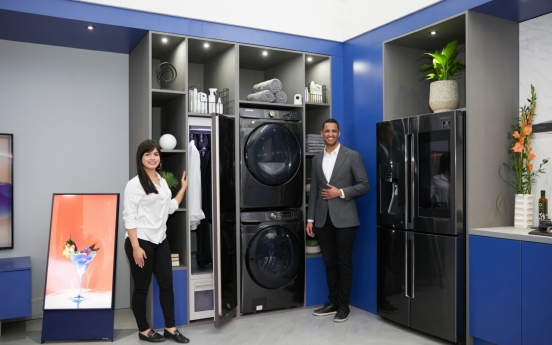 Samsung Electronics still No. 1 in US home appliances market
