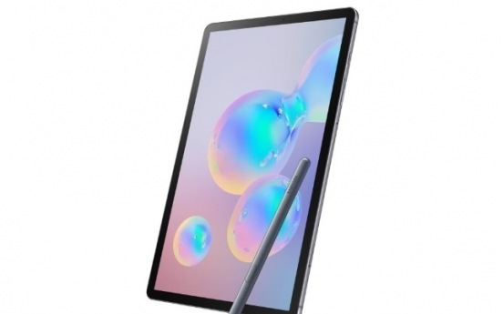 Samsung No. 2 tablet vendor in 2019: data