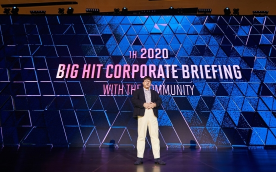 Key takeaways from Big Hit's corporate briefing
