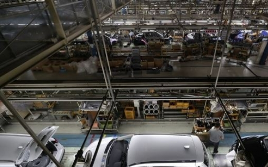 Hyundai suspends all assembly lines over parts shortages